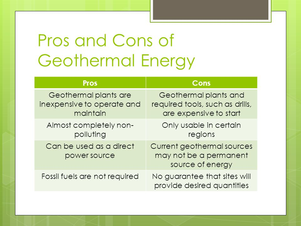 Geothermal Pros Cons >> Solar Power Plant: Solar Power Plant Pros And Cons