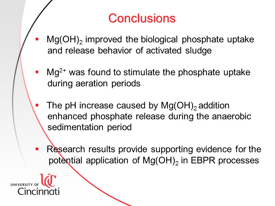 phosphate uptake process Biological phosphorus removal process is popular over chemical  the major feature of this process is that organic matter uptake and phosphorus release.