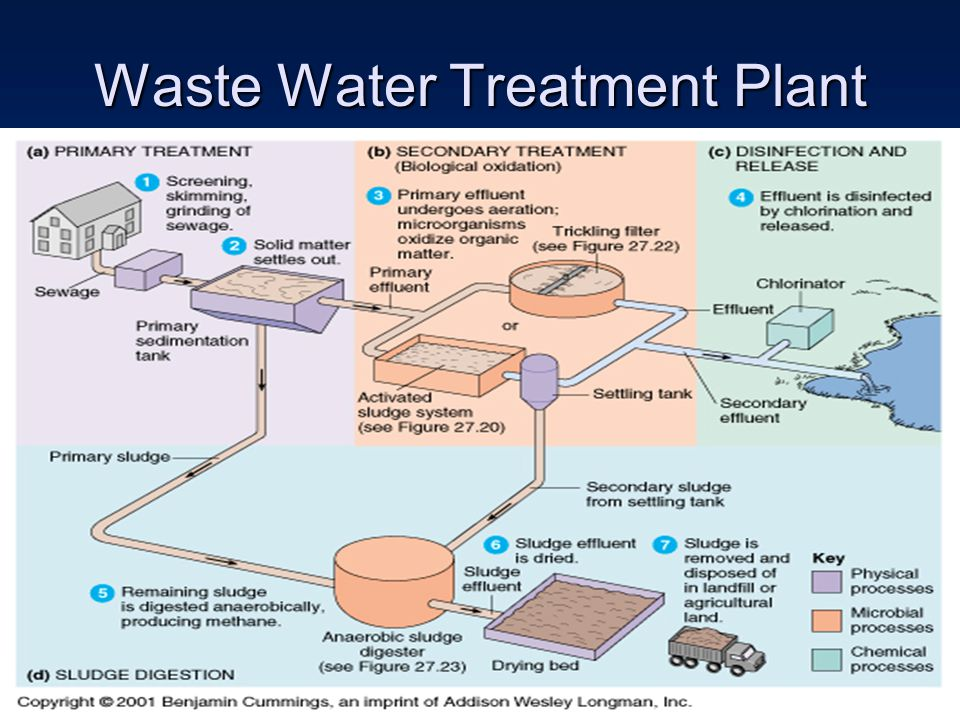 Wastewater Treatment Ppt Video Online Download