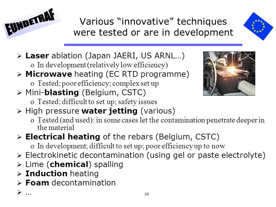 Massaut vincent sck cen ppt video online download - Innovative water decontamination project ...