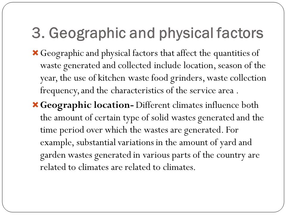 geographic factors Epidemiological and geographic factors in diabetes d r r  williams cambridge summary both non-insulin-dependent (type 2)  diabetes.