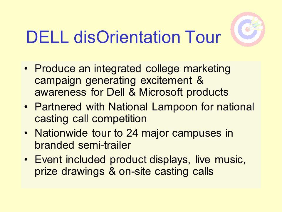 DELL disOrientation Tour