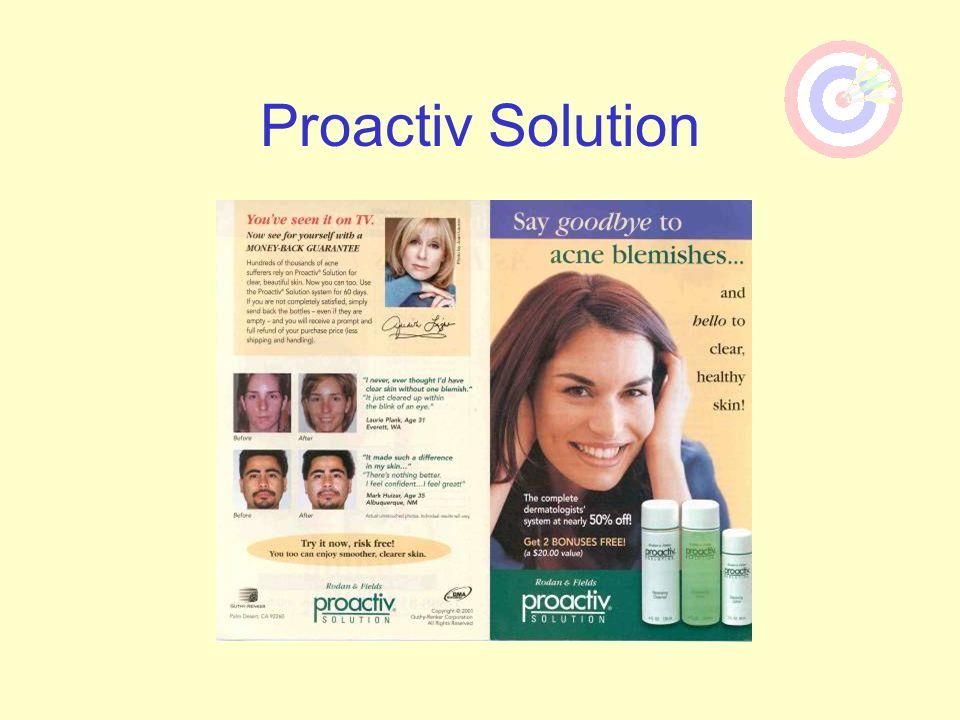 Proactiv Solution