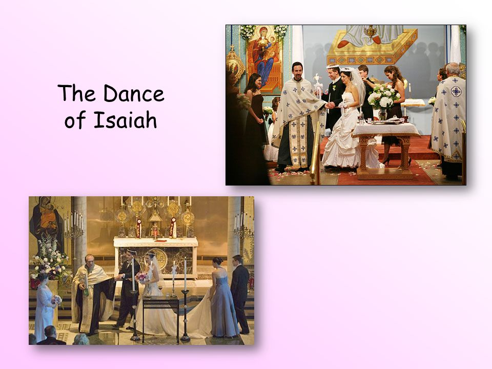 The Dance of Isaiah