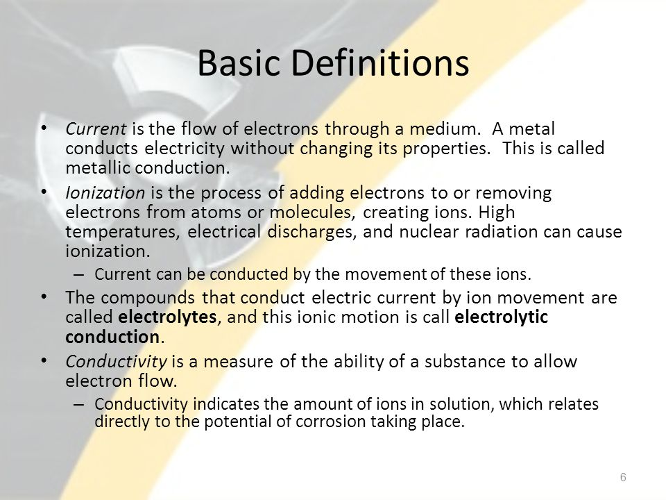 Basic Electrical Terms - Wiring Diagrams •