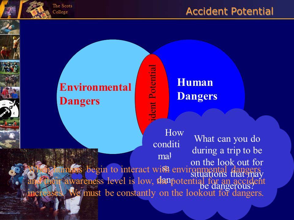 Environmental Dangers