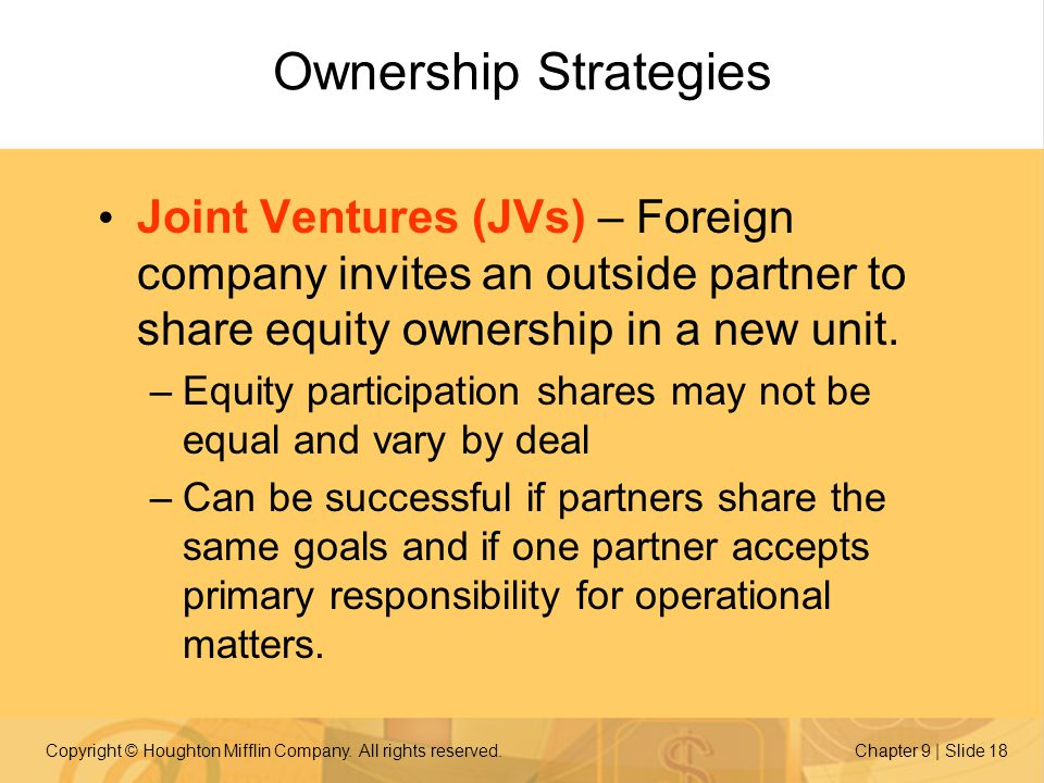 ownership strategies in business in australia Effective ownership strategies: the key to farm family business success over time geoffrey g tually school of agriculture and food systems, institute of land and food resources.