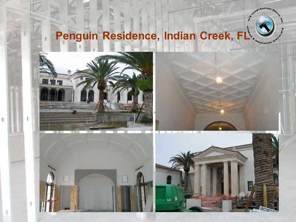 Penguin Residence, Indian Creek, FL