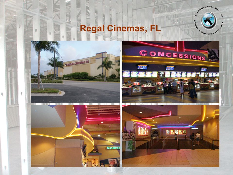 Regal Cinemas, FL