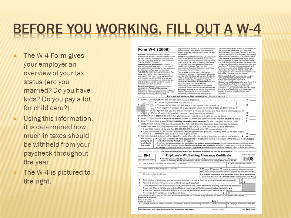 Income Taxes: How To File - ppt download