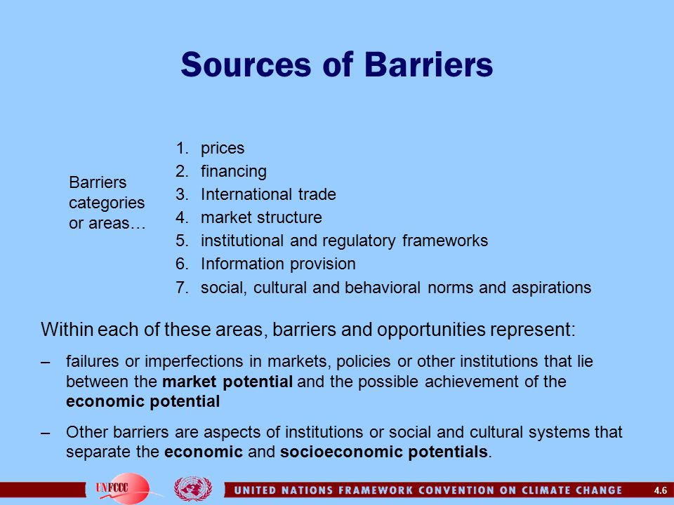 Module 4 Introduction To Barriers To Mitigation Ppt Download