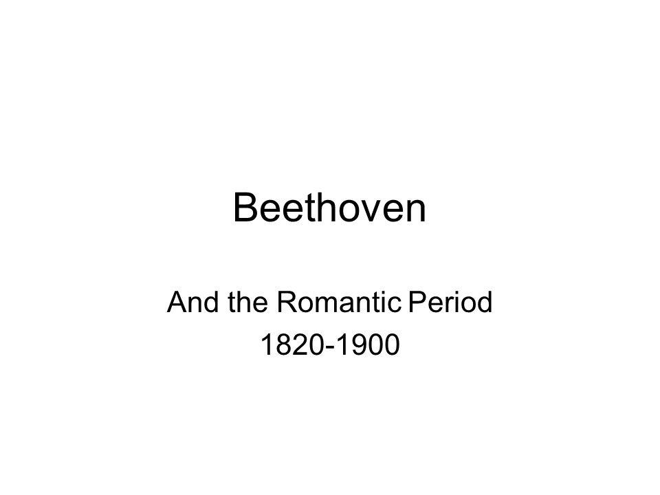 american romanticism 1820 1900 Transcript of romantic era (1820-1900) -  romantic era (1820-1900) romantic composers: lifestyle  - interest in native american/african american music.