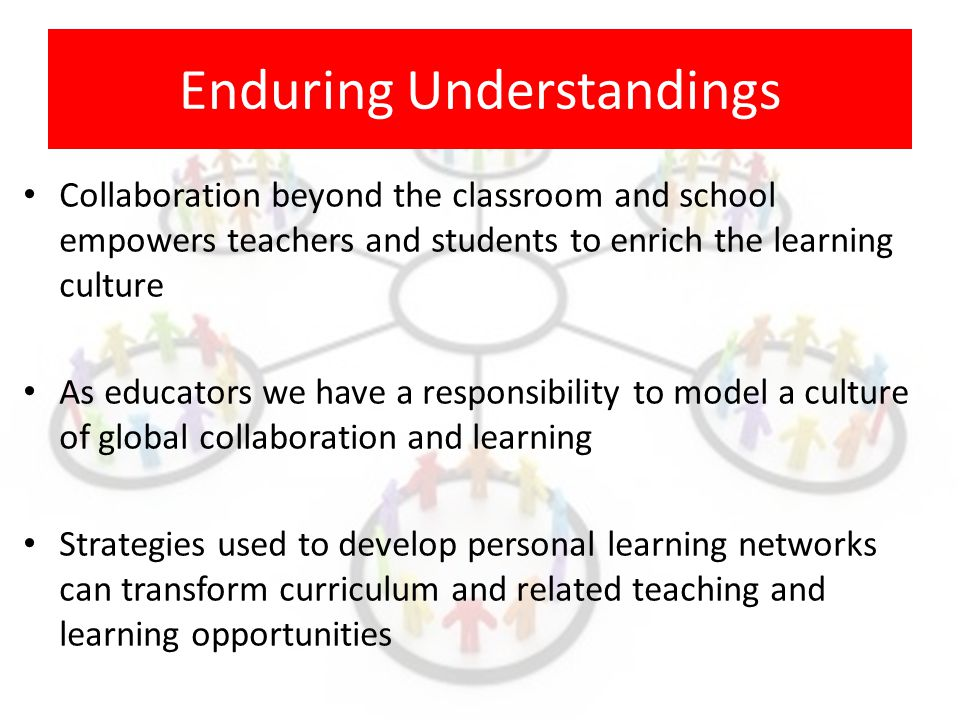 Collaborative Strategies In The Classroom ~ Curriculum collaboration in a global learning community
