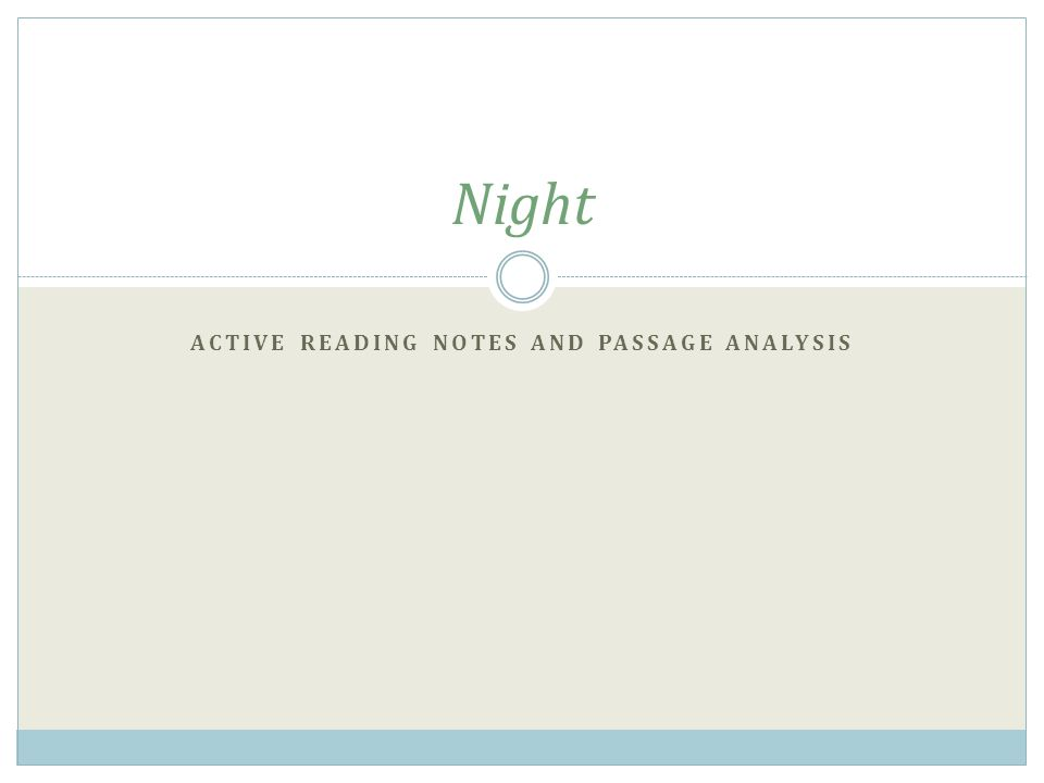 how to create active reading notes A active reading is the reading strategy of interacting with the text  note- taking strategies: finding the main ideas and interacting with the text  b  mapping/ charting: make a visual representation of the information.