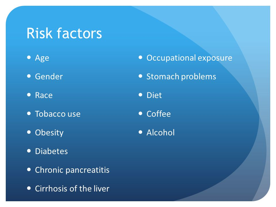 Gastric problems in diabete