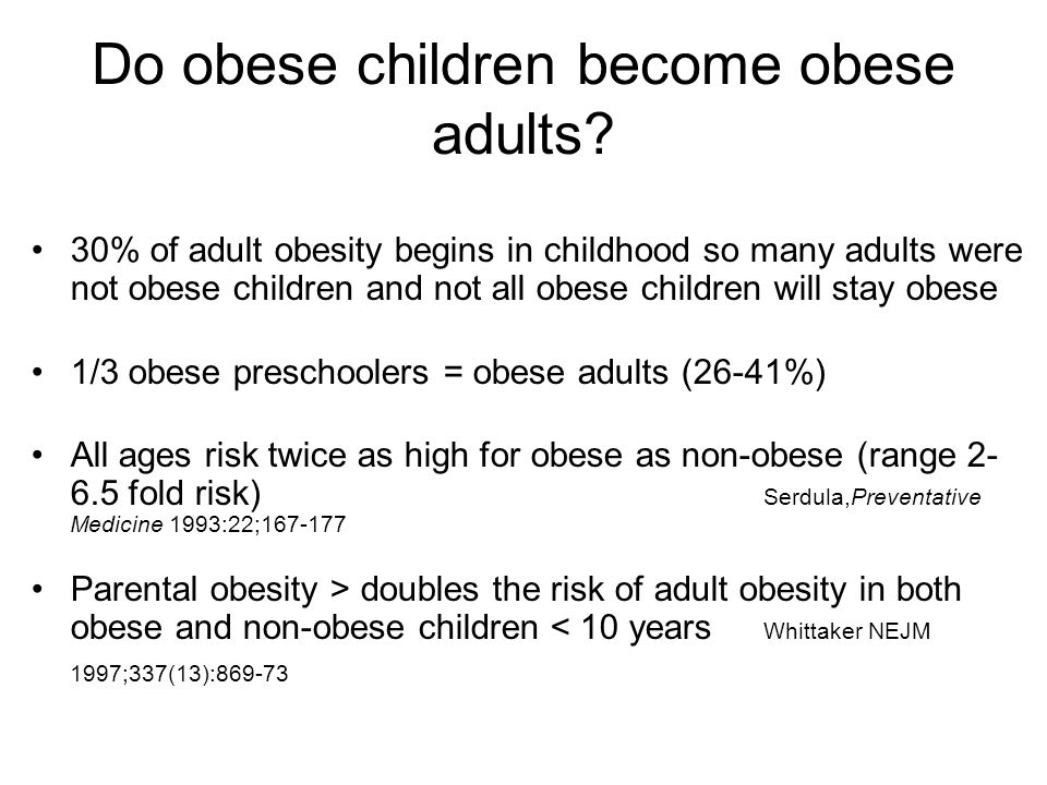 an analysis of children of today becoming more obese Obesity in children is becoming a huge problem in american society in the past three decades, the rate of overweight children has increased by 300% this is an alarming rate that is only climbing higher.
