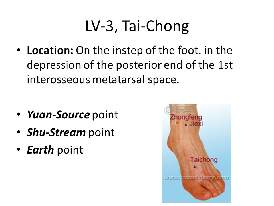 Foot Jue-Yin Liver Channel - ppt video online download