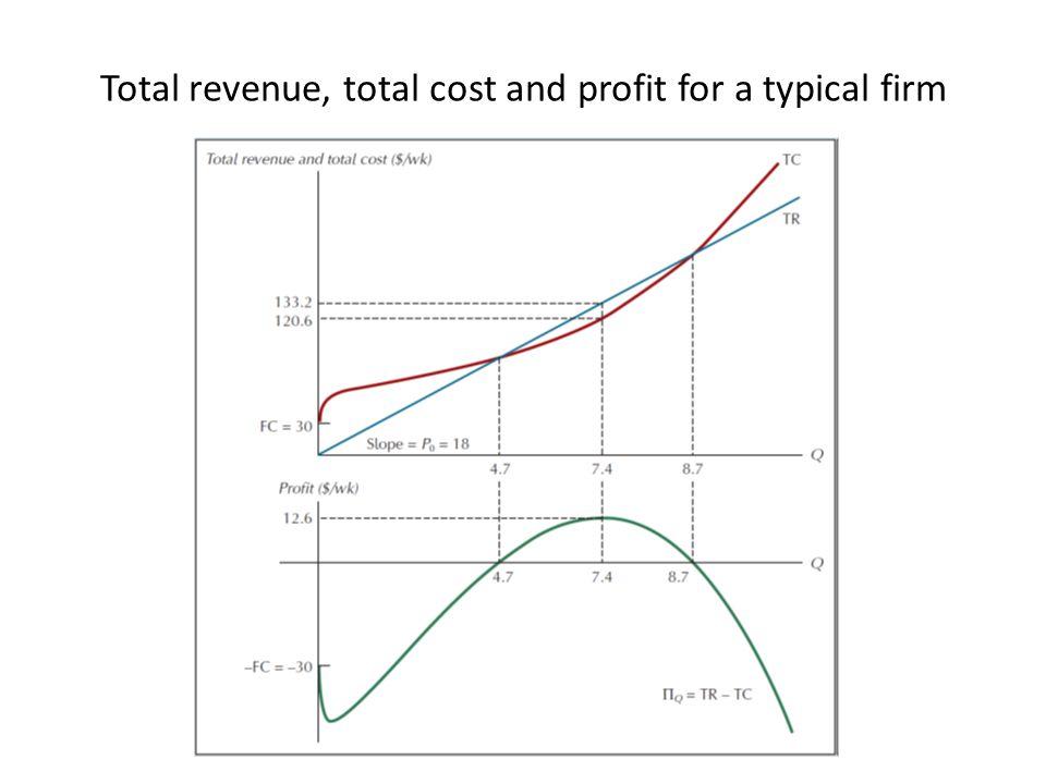 Lecture 16 Profit Maximization under perfect competition ...