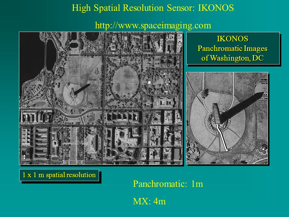 Multispectral Remote Sensing Systems Ppt Video Online