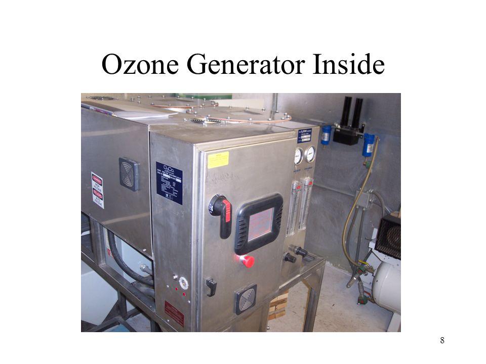Ozone Generator Inside