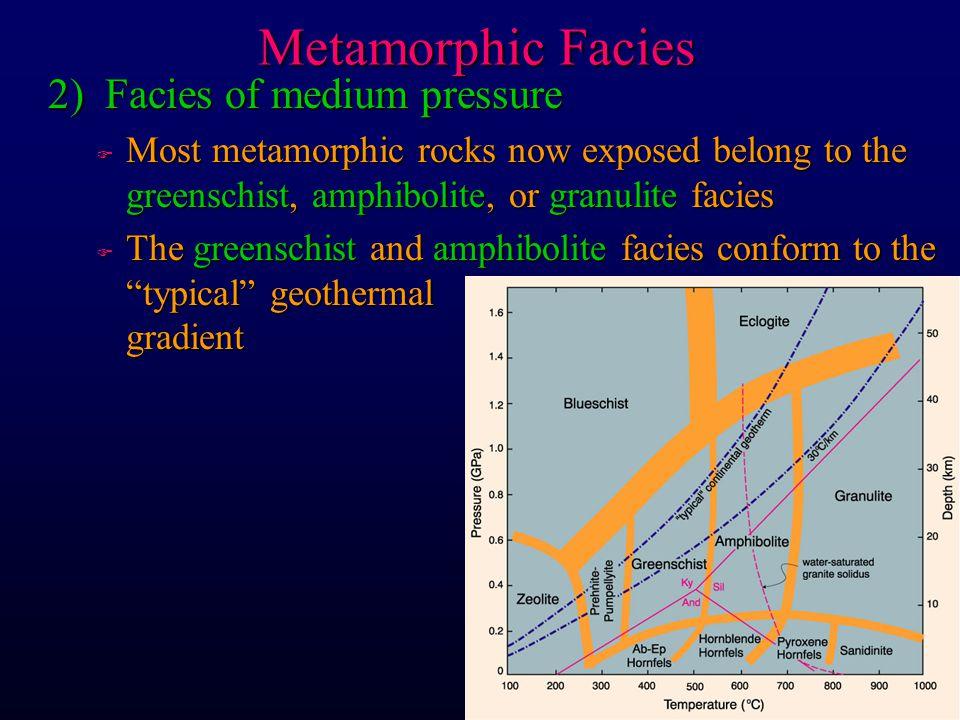 Metamorphic Zones, Index Minerals, Isograds, Facies and ...