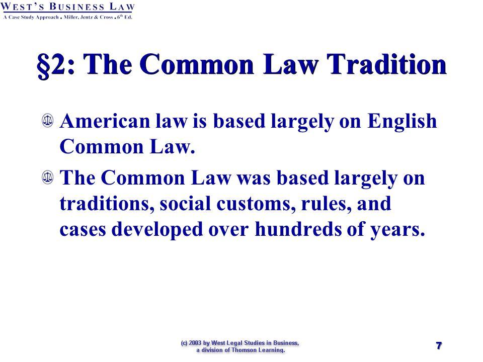 leb     chapter       statutory law