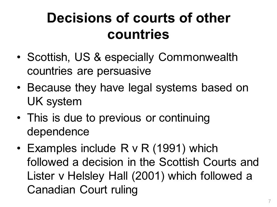 what is judicial precedent pdf