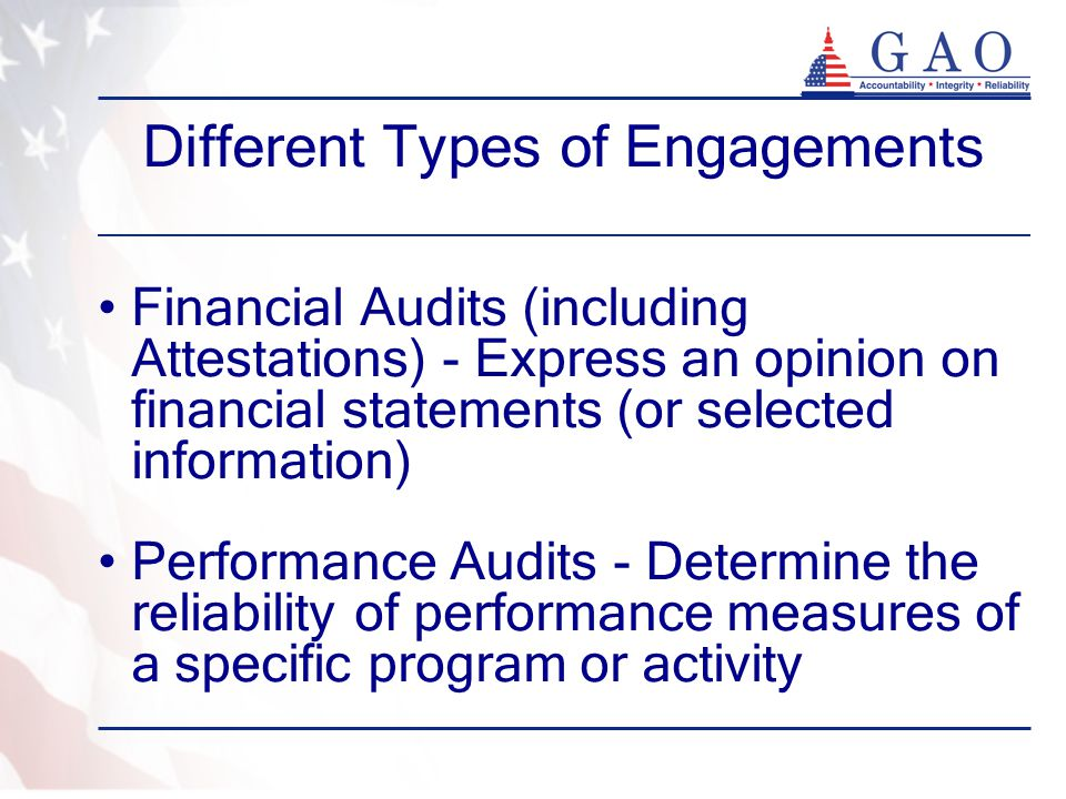 Different Types of Engagements