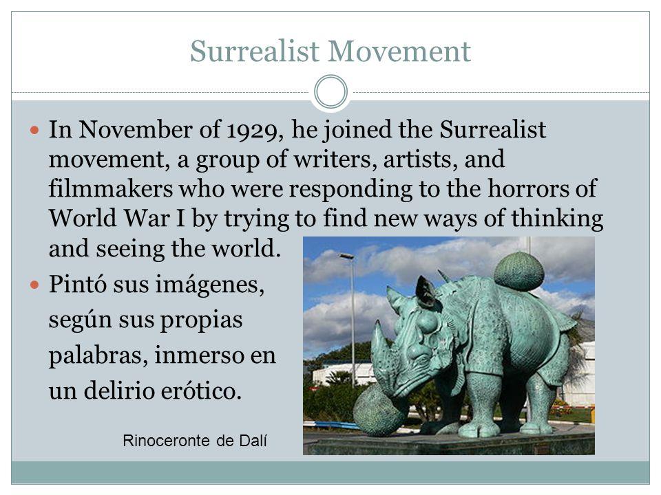 Surrealist Movement
