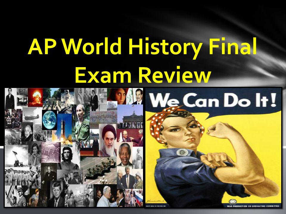us history final