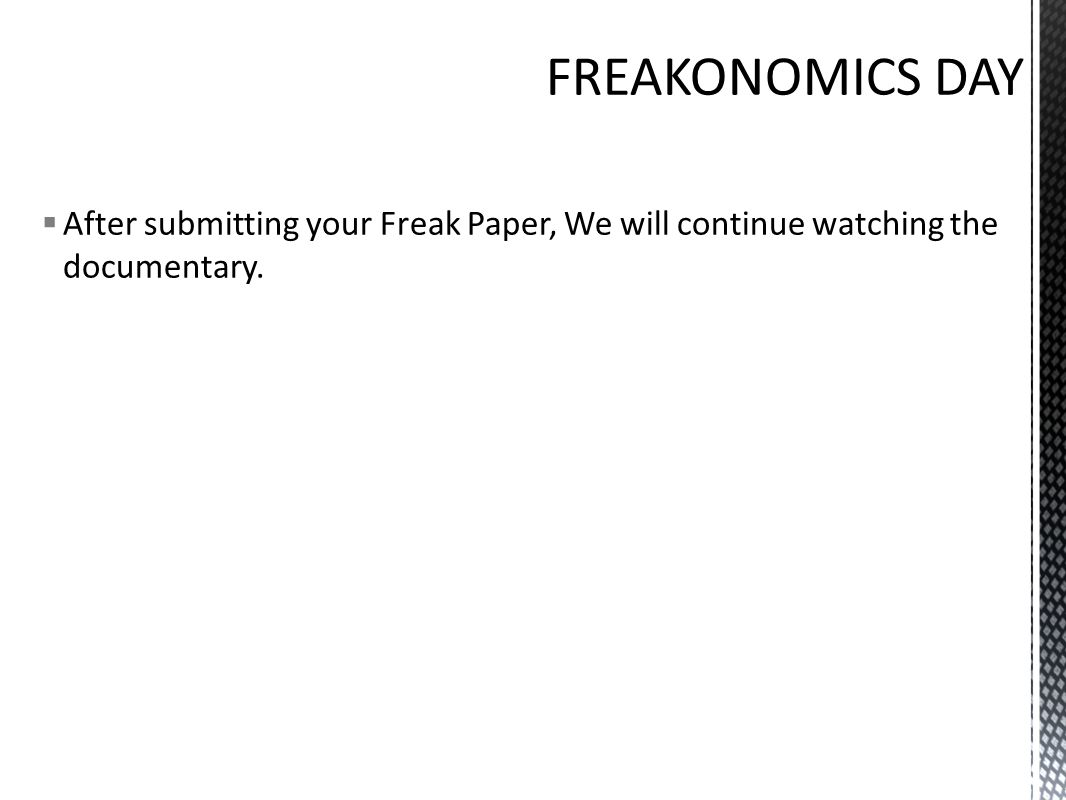 Custom Freakonomics essay paper writing service