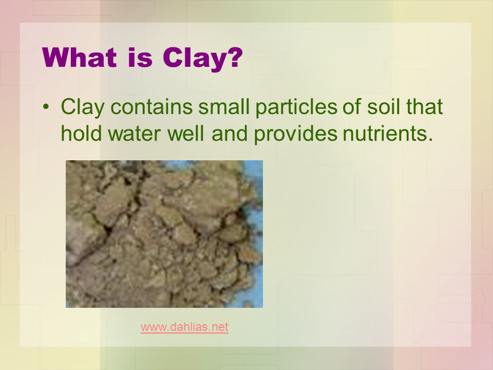 Soil a natural resource sol ppt video online download for What does soil contain