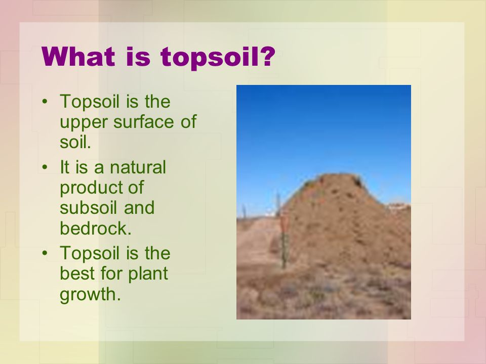 Soil a natural resource sol ppt video online download for What 5 materials make up soil