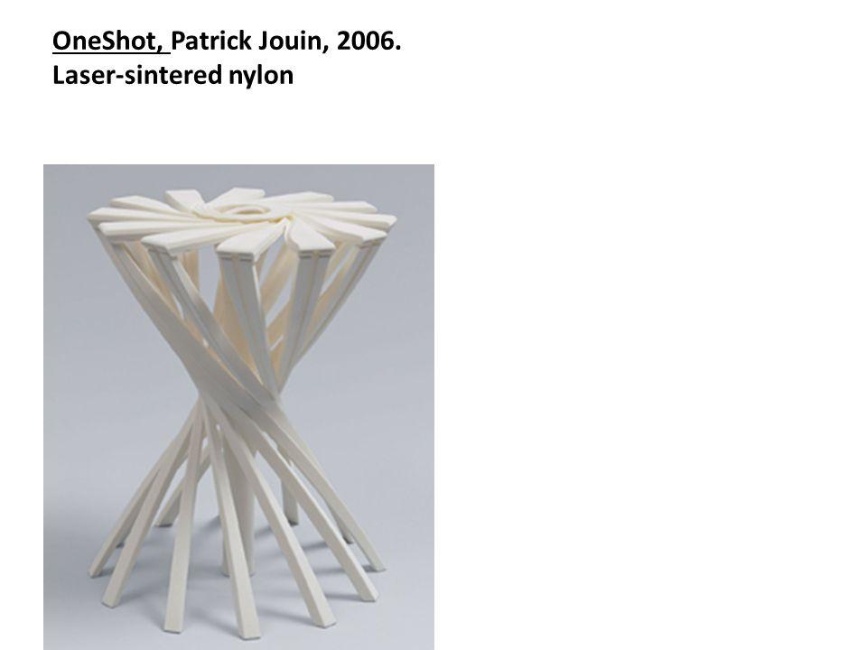 30 OneShot, Patrick Jouin ...