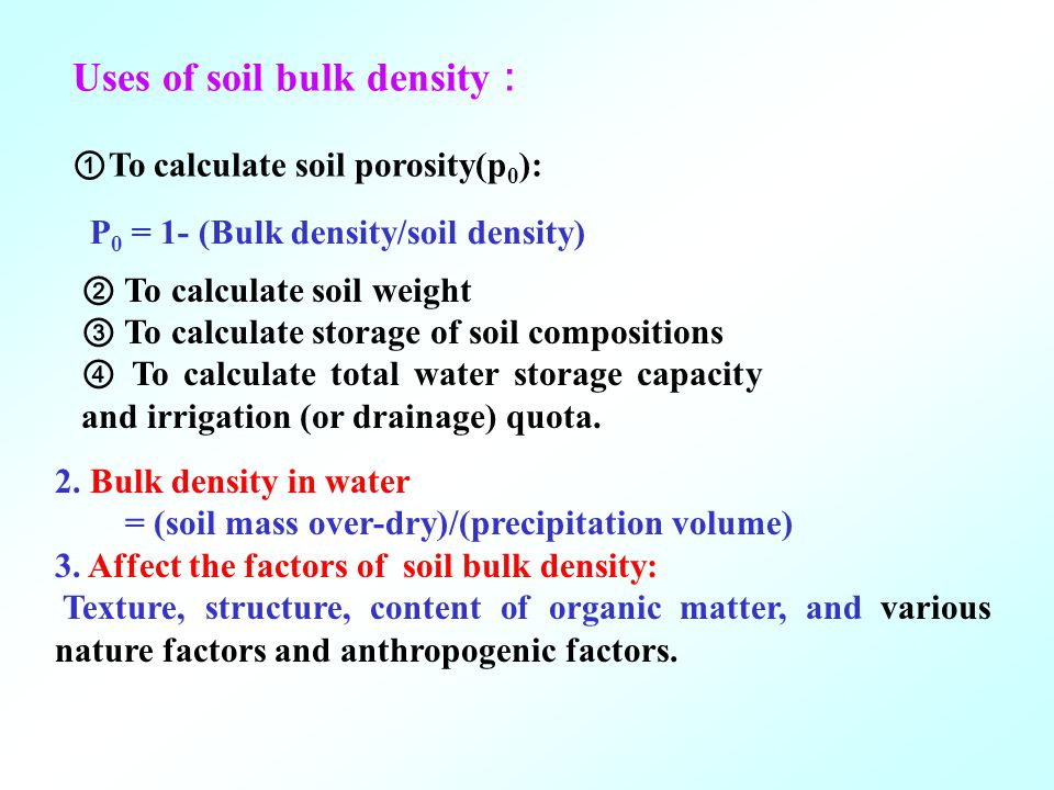 Soil texture and structure ppt video online download for Soil and its uses