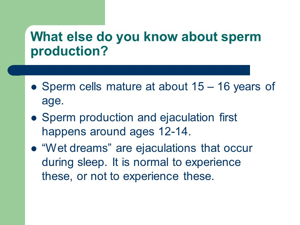 how to stop sperm ejaculation during sleep