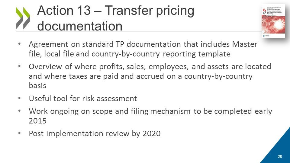 transfer pricing agreement template - oecd g20 work on taxation beps and automatic exchange of