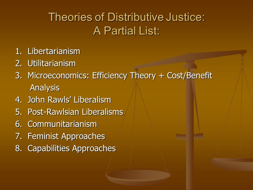 communitarian theories of justice essay Liberal rights and communitarian theories  as well as distributive justice concerns such as social  the tradition of john stuart mill's essay,.
