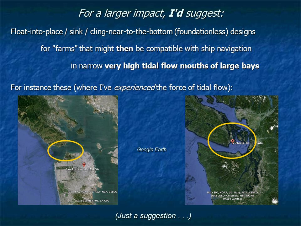 For a larger impact, I d suggest: