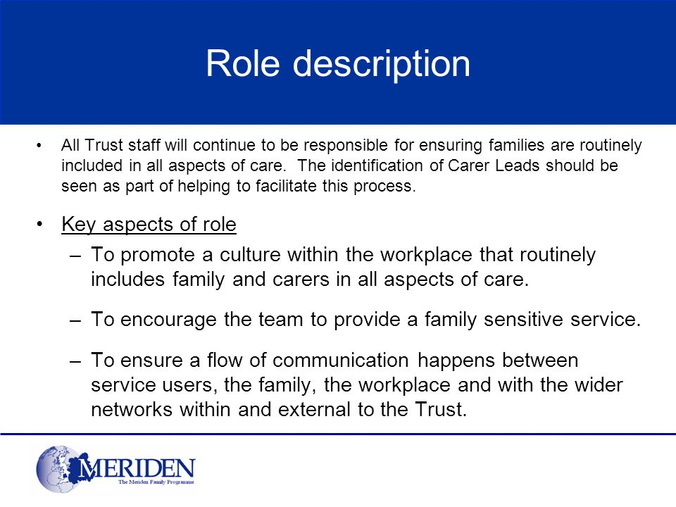work effectively with carers chcics304a