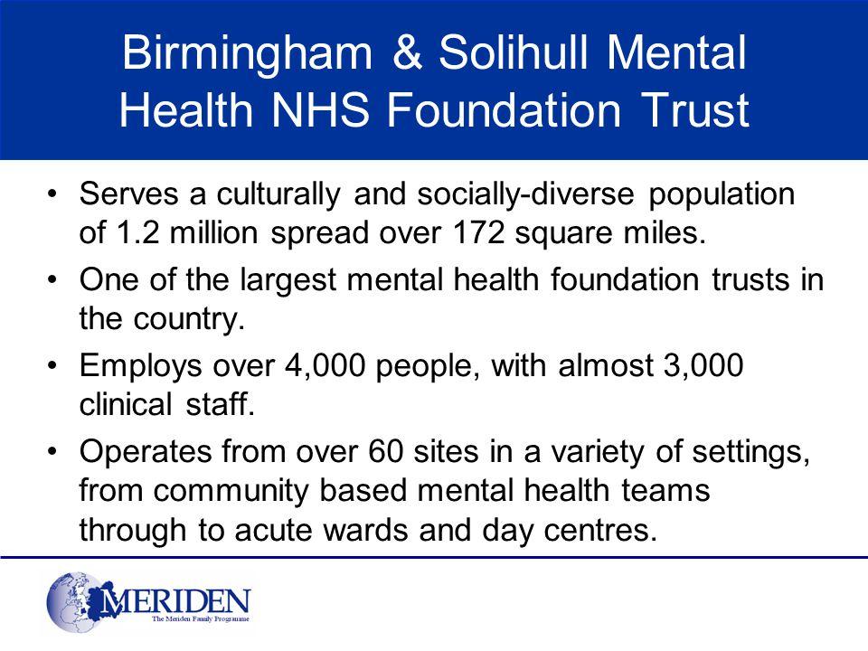 mental health Birmingham