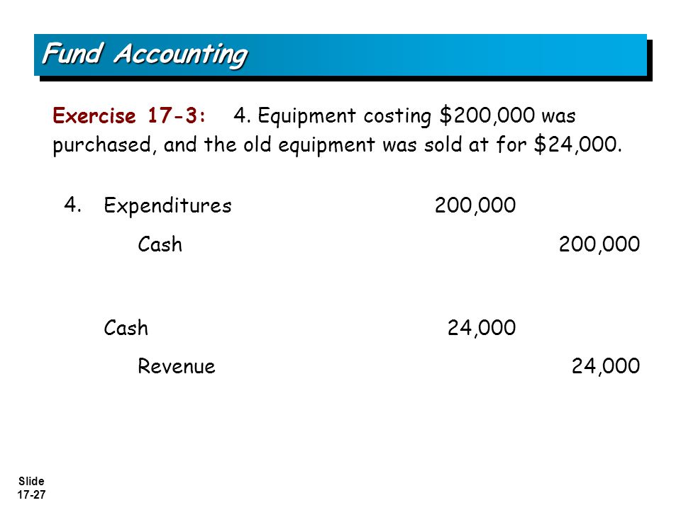 Basic Accounting Exercises
