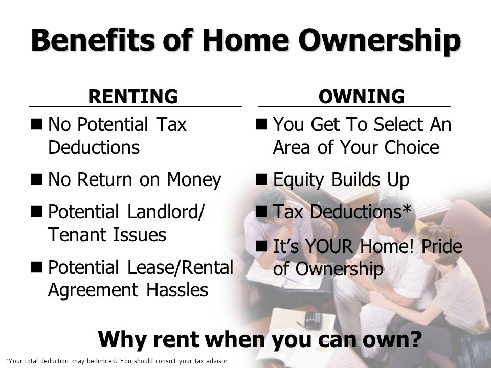 Primerica home buyers workshop ppt download benefits of home ownership sciox Choice Image