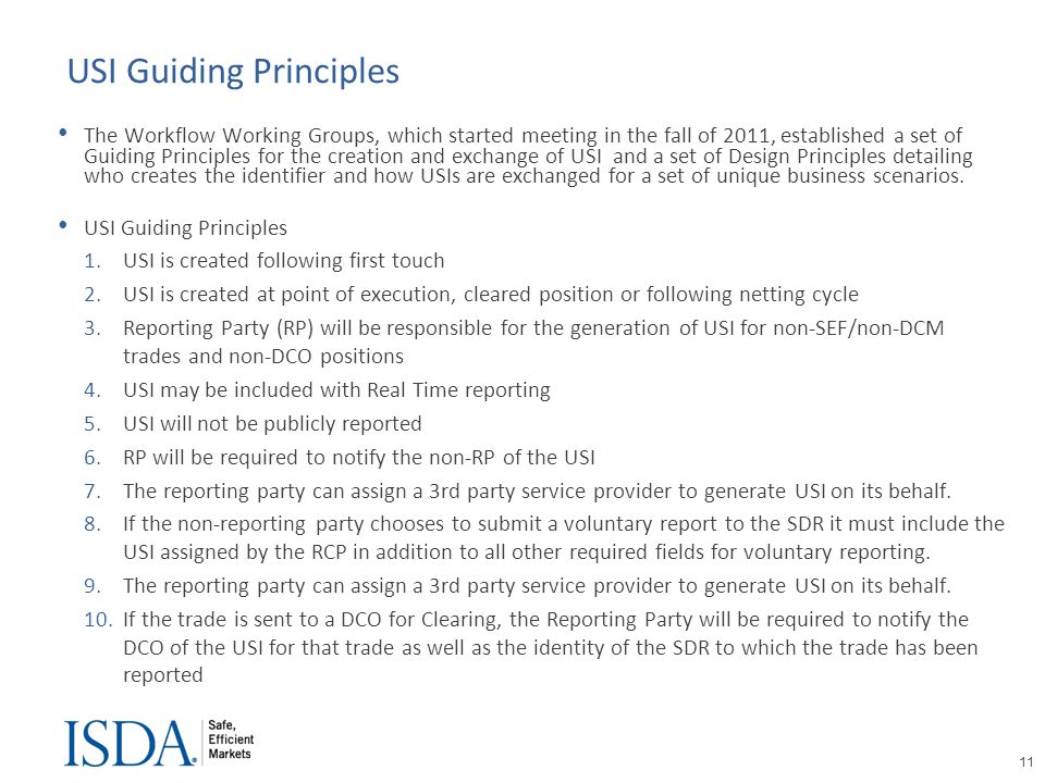 All Of The Following Are Principles Of Design Except : Isda identifier overview ppt download