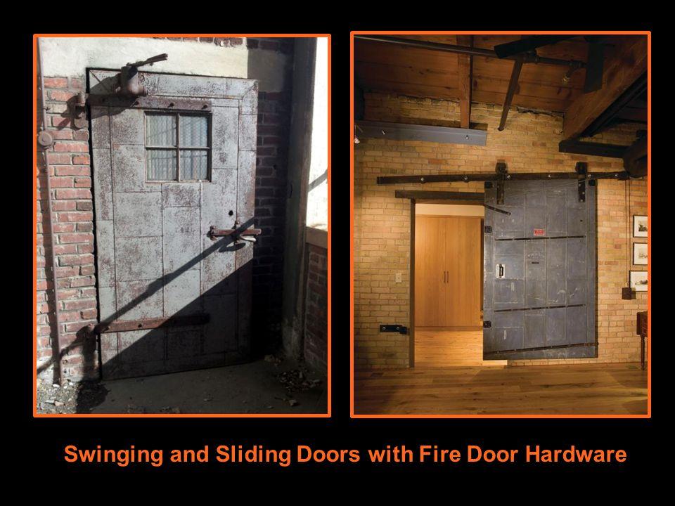 Sliding Fire Doors : Decoded fire door assemblies ppt video online download