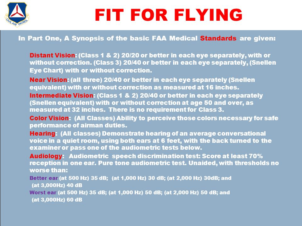 Faa medical class 3 with high blood pressure