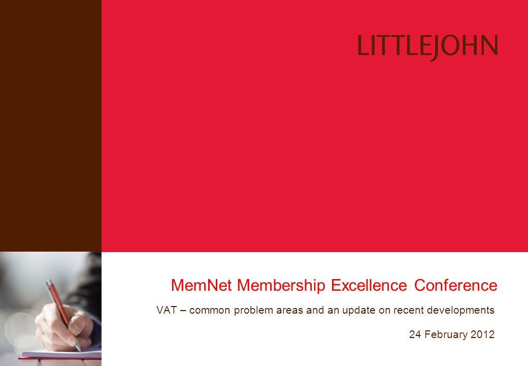 MemNet Membership Excellence Conference