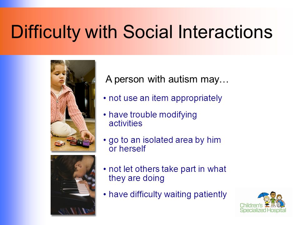 autism the isolated individual essay This article discusses the topic of byllying and students on the autism spectrumbullying involves repeated harmful actions toward an individual or a group the impact of bullying can be significant and can include lowered self- esteem, heightened anxiety, depression, fear, refusal to attend school, isolation, suicidal ideation.