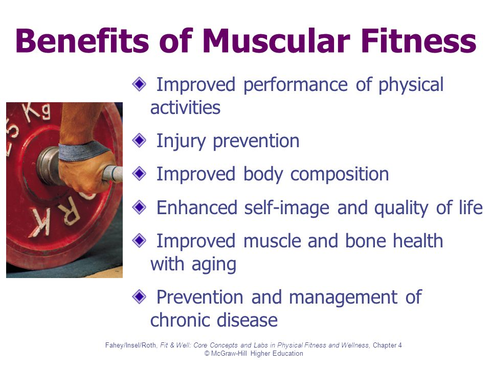 Physical Fitness and Its Components