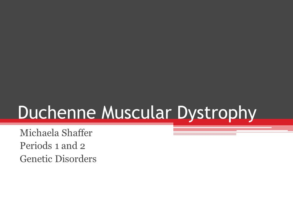 muscular dystrophies essay Muscular dystrophies are of many types with each of them having its own characteristics which can be shared with other types of the disease in this essay, muscular dystrophy will be described briefly and the focus will be mainly on the duchenne and becker muscular dystrophies.